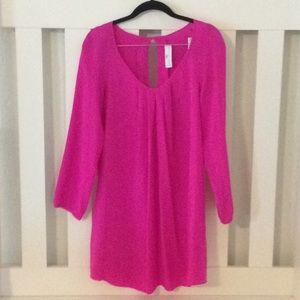 Amanda Uprichard pink dress!